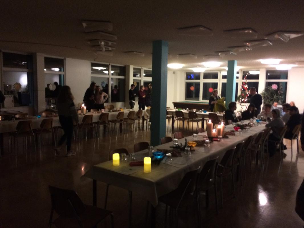 Weihnachtsgebäck 2019.Projekte Veranstaltungen Schülerin Co Privatschule Ebikon
